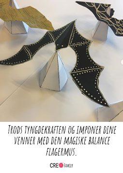 Magiske balance flagermus