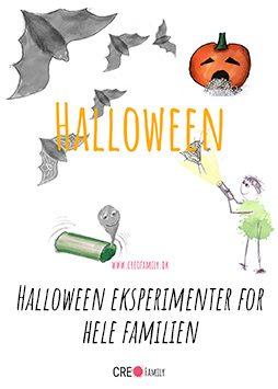 Halloween eksperimenter for hele familien