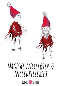 Magiske nisseløjer & nissedrillerier