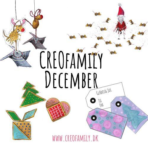 CREO JUL – Ideer til sjove aktiviteter i december